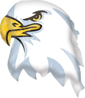 Eagle Mascot Balloon