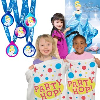 Cinderella Fun & Games Kit