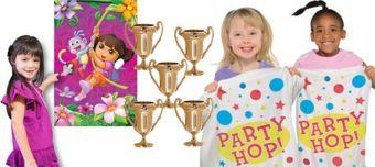 Dora Fun & Games Kit