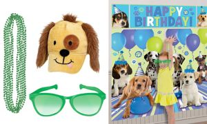 Party Pups Photo Booth Kit