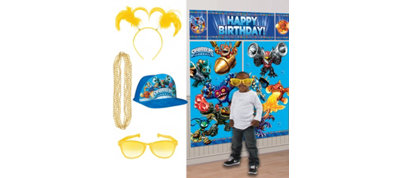 Skylanders Photo Booth Kit