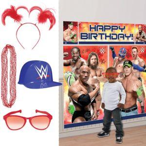 WWE Photo Booth Kit