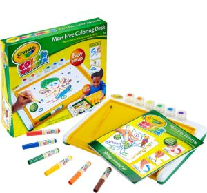 Mess Free Coloring Desk Art Set 15pc