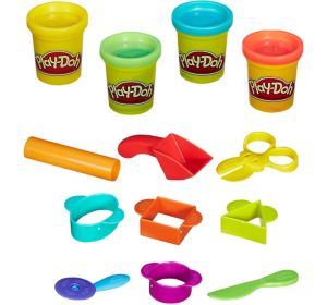 Play-Doh Starter Set 14pc