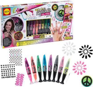 Nail Art Kit 210pc
