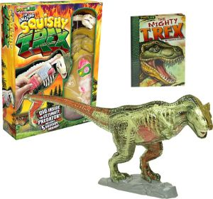 Squishy T-Rex Science Kit 23pc