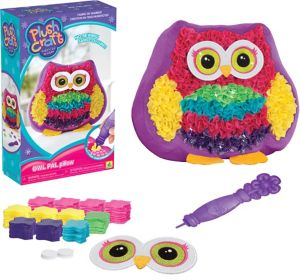 Owl Pillow Plush Craft Kit 225pc