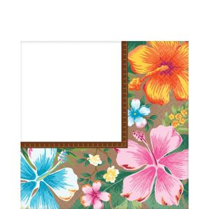 Hawaiian Hibiscus Lunch Napkins 36ct
