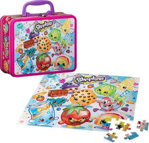 Shopkins Puzzle Lunch Box 100pc