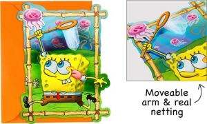 Premium SpongeBob Invitations 8ct