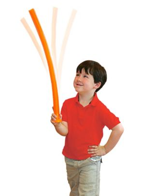 Orange Whistling Tube