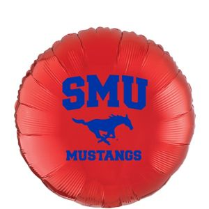 SMU Mustangs Balloon