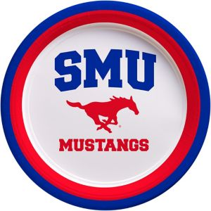 SMU Mustangs Lunch Plates 10ct