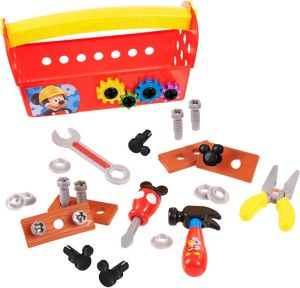 Mickey Mouse Handy Helper Toolbox Playset 26pc