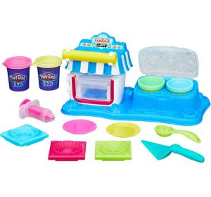Play-Doh Sweet Shoppe Double Desserts Playset 17pc