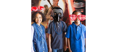 Star Wars 7 The Force Awakens Photo Booth Kit