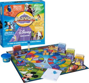 Cranium Board Game - Disney Family Edition