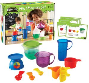 Primary Science Mix & Measure Set 22pc