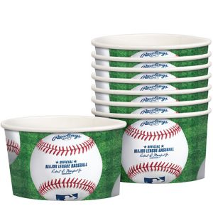 Rawlings Baseball Treat Cups 8ct