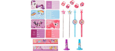 My Little Pony Basic Favor Kit for 8 Guests