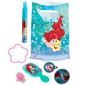 Little Mermaid Basic Favor Kit for 8 Guests