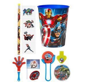 Avengers Assemble Super Favor Kit for 8 Guests