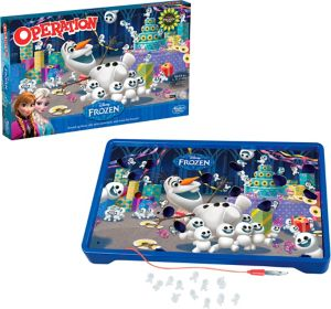 Frozen Operation Board Game