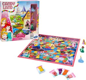 Candy Land Board Game Disney Princess Edition