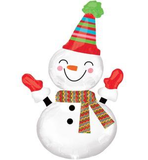 Giant Snowman Balloon
