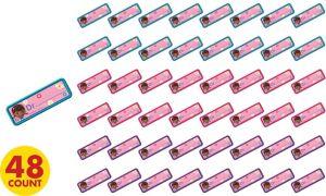 Doc McStuffins Name Pins 48ct