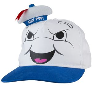 Stay Puft Marshmallow Man Baseball Hat - Ghostbusters