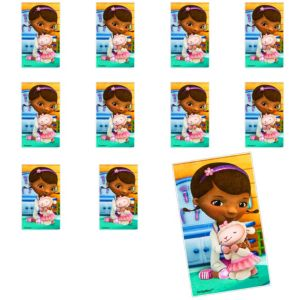 Jumbo Doc McStuffins Stickers 24ct