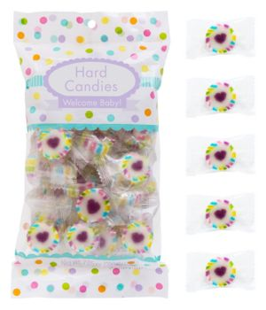 Baby Feet Hard Candies 40ct