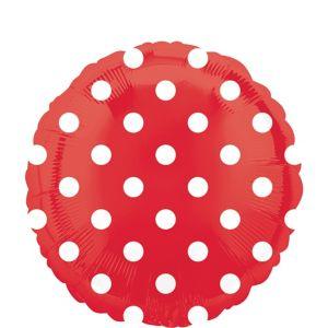 Red Polka Dot Balloon