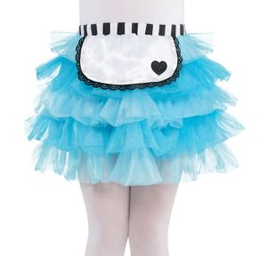 Child Blue Layered Alice Tutu
