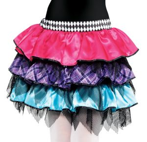 Child Layered Mad Hatter Tutu