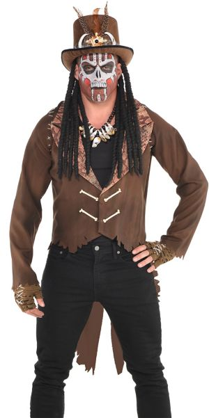 Witch Doctor Tailcoat Jacket