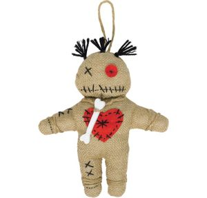 Witch Doctor Voodoo Doll