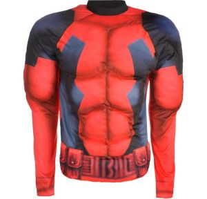 Deadpool Muscle Shirt