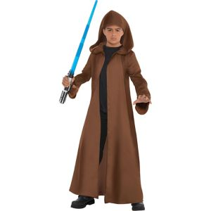 Child Brown Jedi Robe