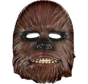 Child Chewbacca Mask - Star Wars