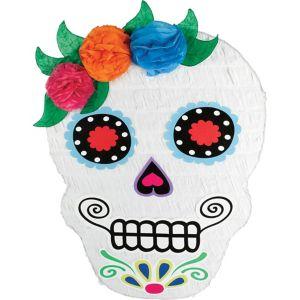 Sugar Skull Pinata - Day of the Dead