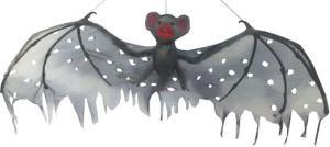 Hanging Gray Vampire Bat