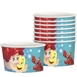 Little Mermaid Treat Cups 8ct