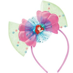 Little Mermaid Bow Headband