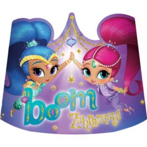 Shimmer and Shine Tiaras 8ct