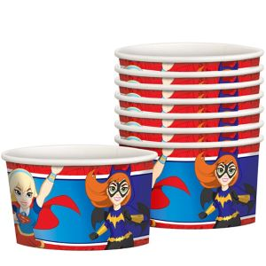 DC Super Hero Girls Treat Cups 8ct