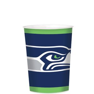 Seattle Seahawks Favor Cup
