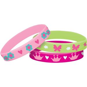 Woodland Fairy Wristbands 4ct