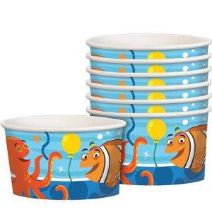 Under the Sea Birthday Treat Cups 8ct